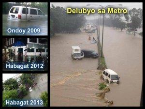 flood, habagat, Maring, Pagasa, baha, Metro Manila, Manila, Makati, Laguna